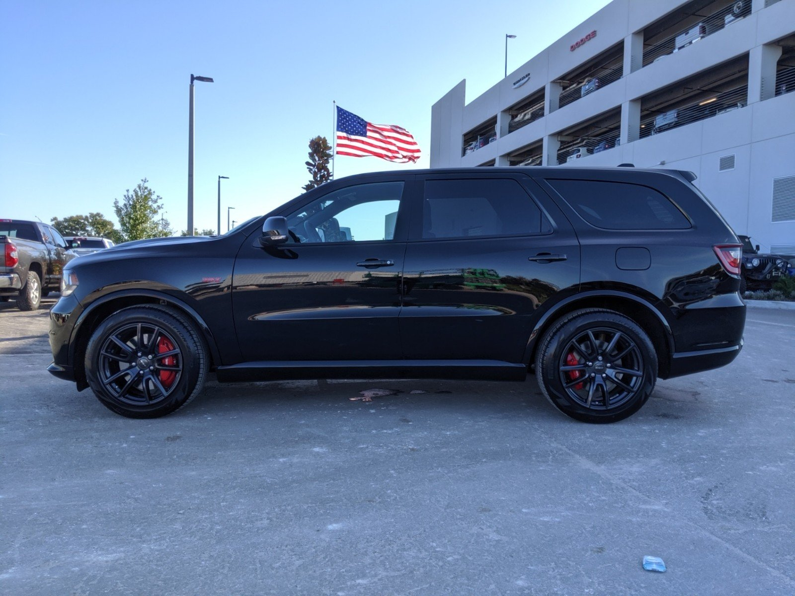 New 2020 Dodge Durango Srt Sport Utility In Tampa  C229813