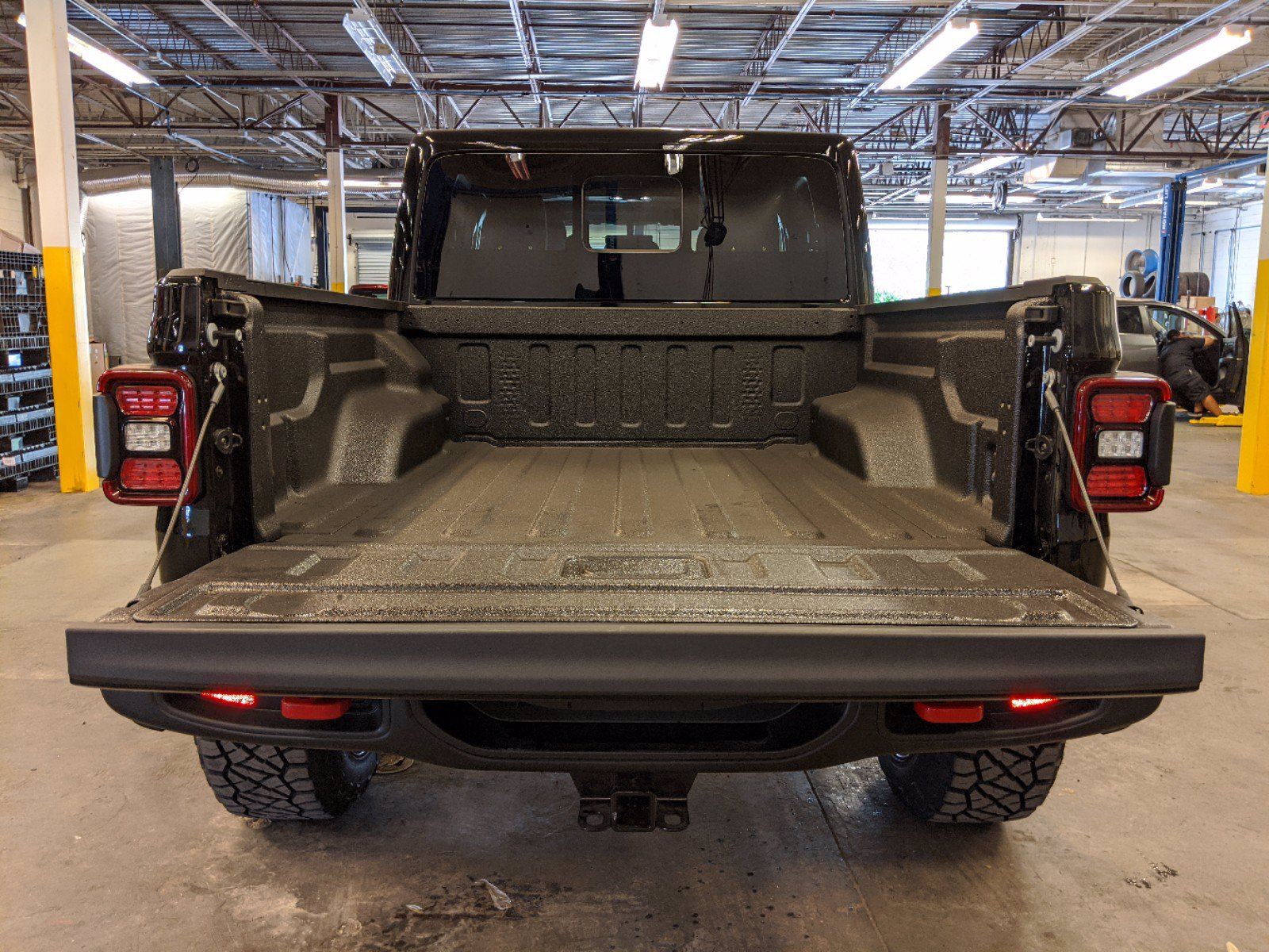 New 2020 JEEP Gladiator Rubicon Crew Cab in Tampa #L193684 ...