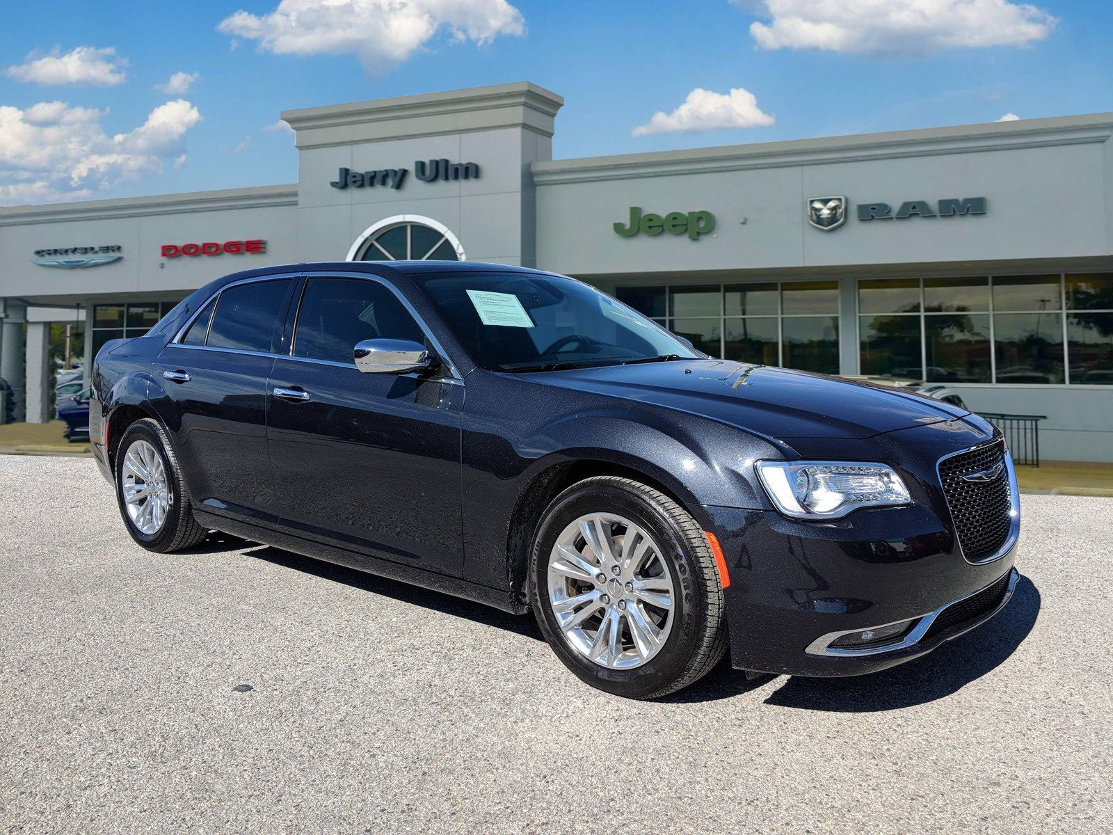 Certified Pre Owned 2017 Chrysler 300c Base