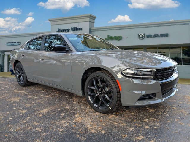 New 2019 Dodge Charger Sxt Sedan In Tampa H554713 Jerry Ulm