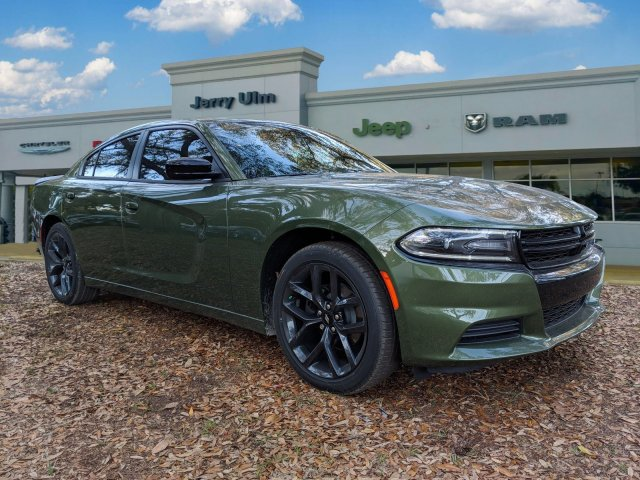 New 2019 Dodge Charger Sxt Sedan In Tampa H554714 Jerry Ulm