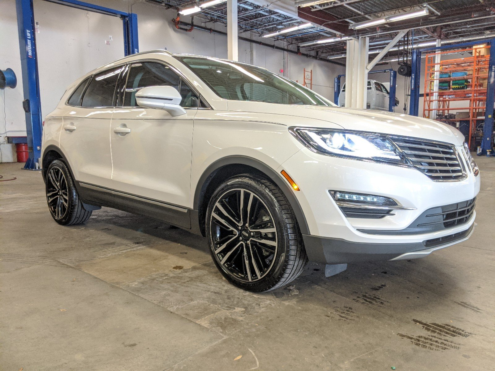 Used Lincoln Mkc 2017 Tampa Fl