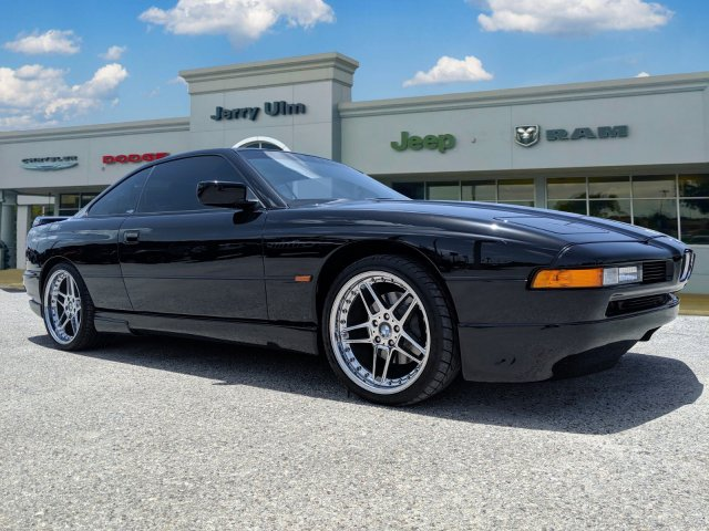 Pre-Owned 1996 BMW 8 Series 840Ci