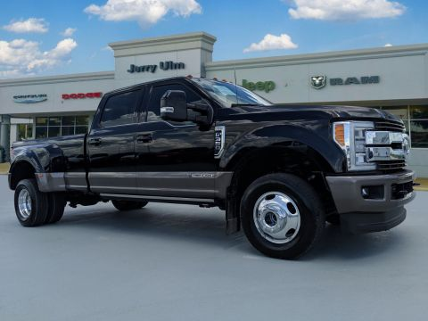 Pre-Owned 2018 Ford F-350SD King Ranch