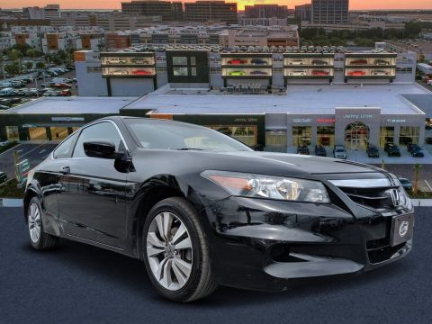 Pre-Owned 2012 Honda Accord LX-S