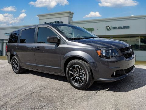 New Dodge Grand Caravan In Tampa Jerry Ulm Chrysler Dodge Jeep Ram